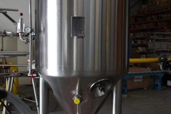 5 BBL Conical-Bottom Fermenter (Unitank)