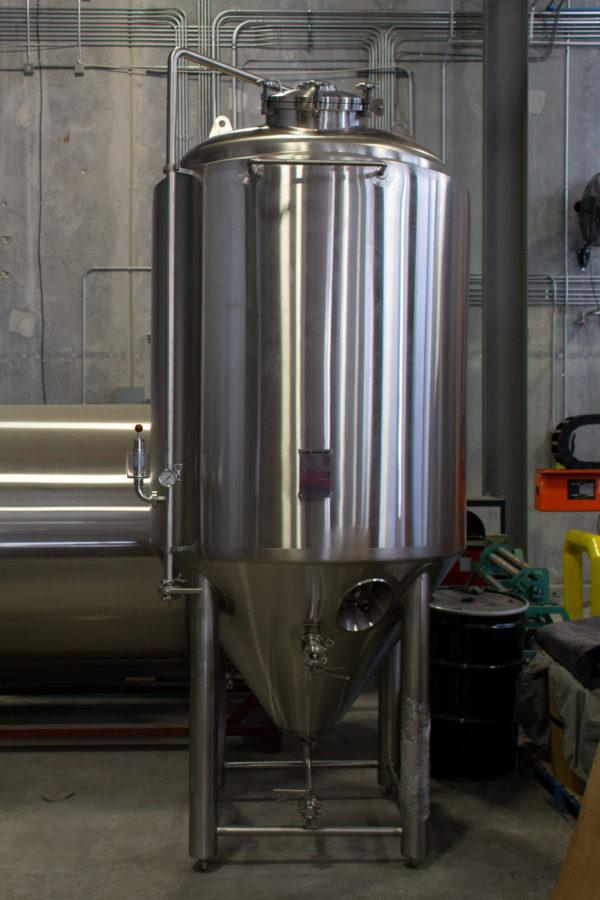 15 BBL Conical-Bottom Fermenter (Unitank)