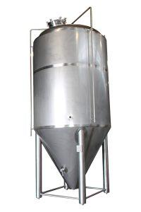 30 BBL Conical-Bottom Fermenter (Unitank)