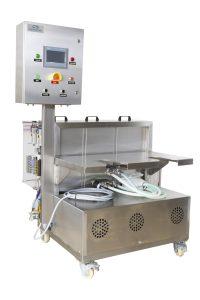 Semi-Automatic KEG Washing Machine