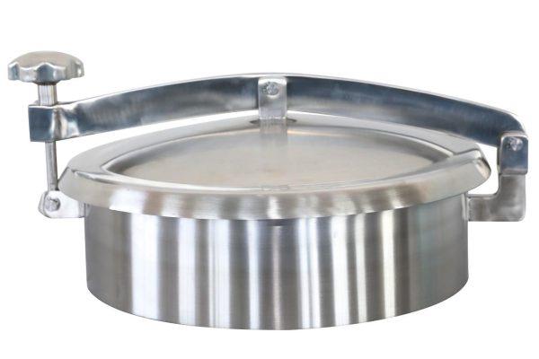 Round Non-Pressure Manway