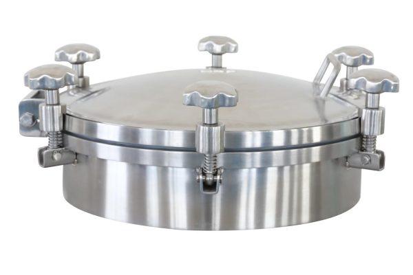 Round Pressure Manway