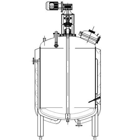 crystallization reactors sizing