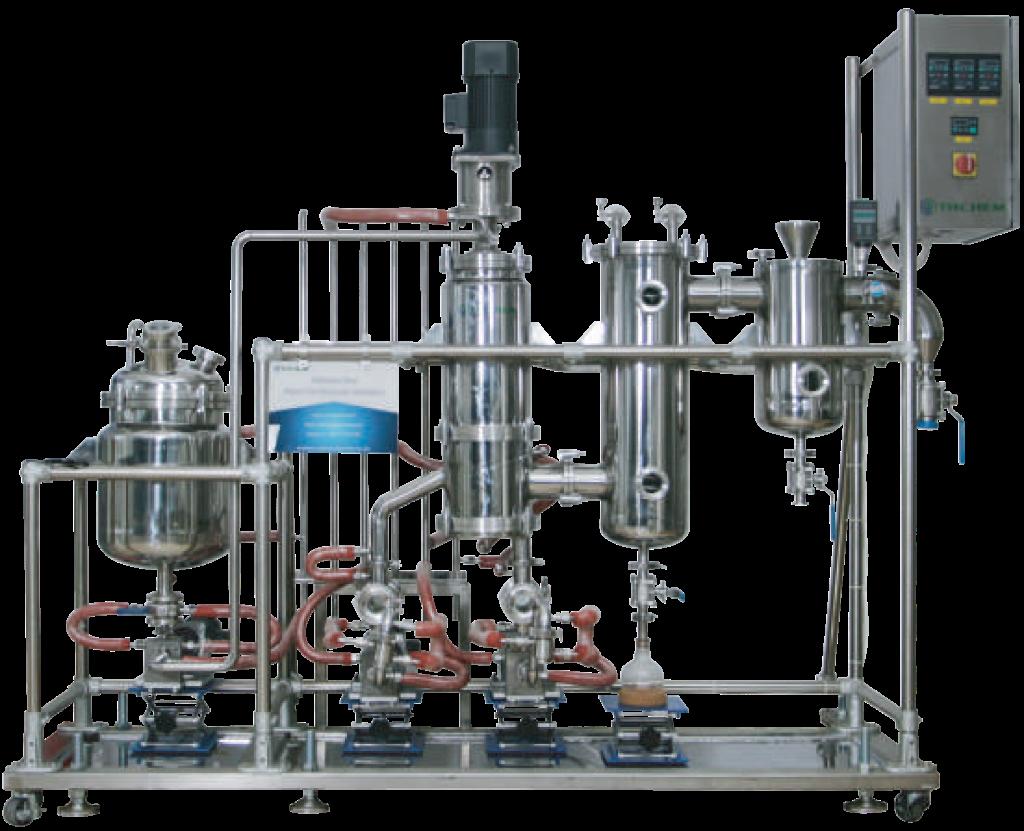wipe-film-distillation
